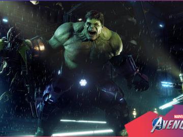 Todo lo que sabemos sobre Marvels Avengers