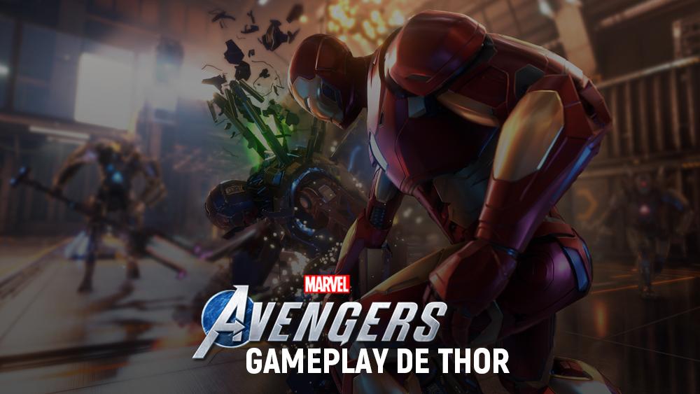 Marvels Avengers El juego llegará para Xbox Series X y PS5 villano revelado