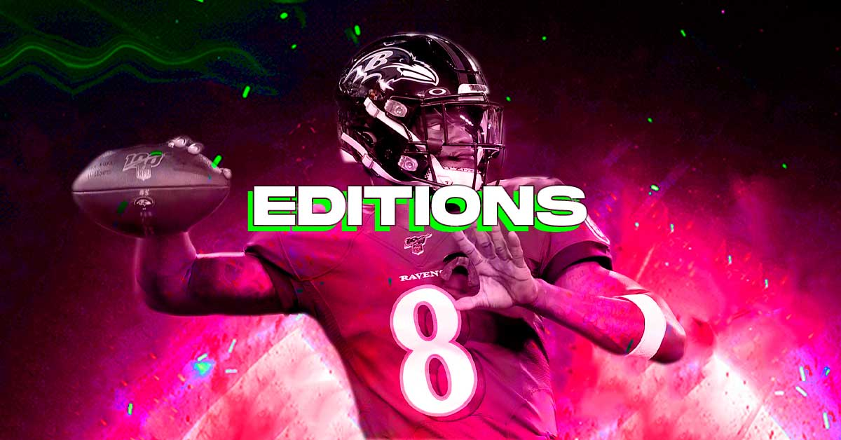madden 21 editions