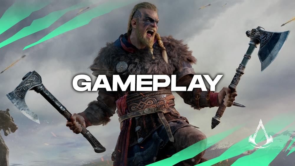 Assassins Creed Valhalla Esto es lo más destacado del gameplay de media hora que lanzó Ubisoft