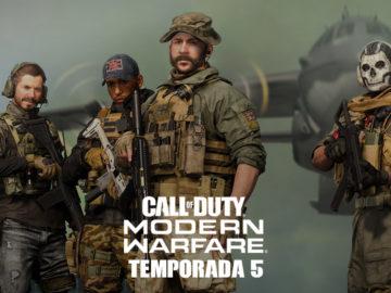 Call of Duty Modern Warfare Cuándo terminará la temporada 4