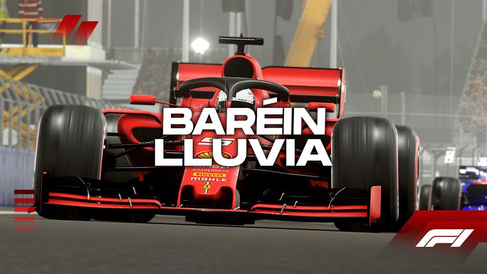F1 2020 Guía de configuración para el Gran Premio de Baréin con lluvia