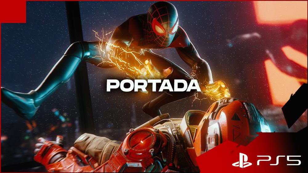 Playstation 5 Así se verán las cajas de los juegos la portada de Spider Man Miles Morales es revelada