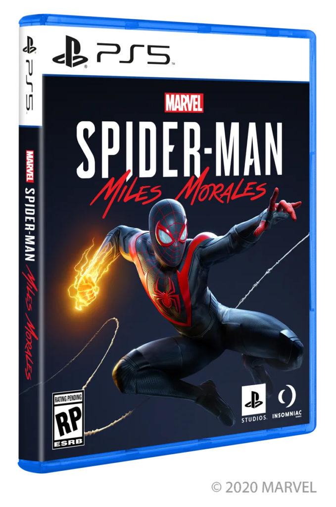 spider man miles morales portada