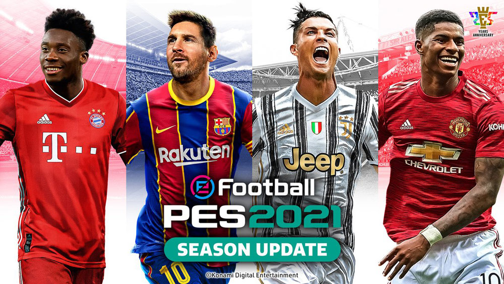 portada nueva para pes 2021