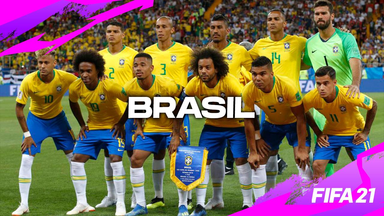 fifa 21 brasil licencia