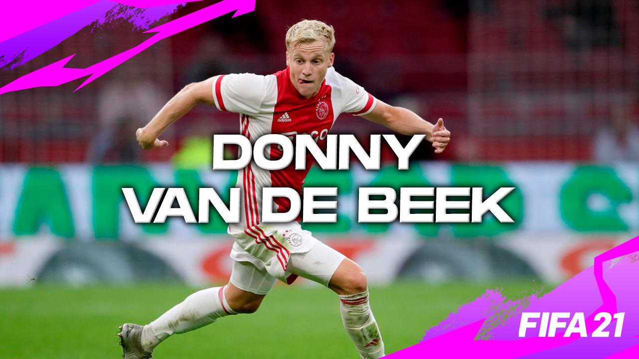 Fifa 21 Predicciones De Calificaciones Y Potencial Para Donny Van De Beek Realgaming101 Es
