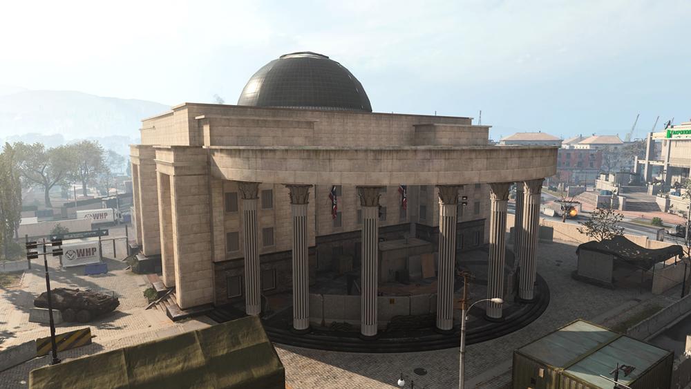 Capitolio Verdansk warzone