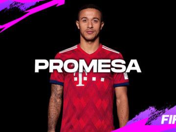 FIFA 21 Esta es la valoración y los atributos de la tarjeta Promesa de Thiago Alcantara
