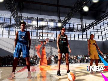 NBA 2K21 The W online es un modo multijugador exclusivo para la versión de PS5 y Xbox Series X