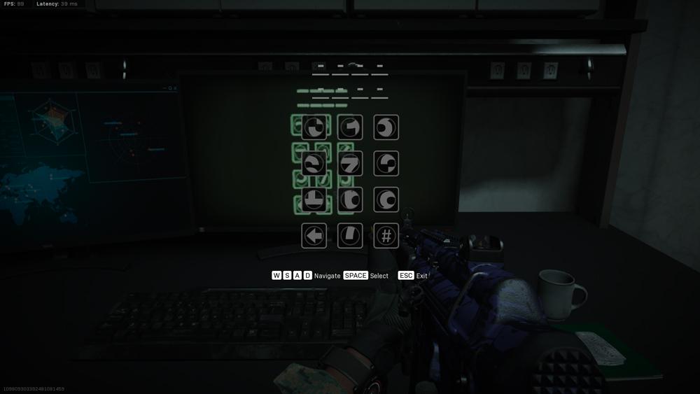 warzone estacion secreta primer paso 7