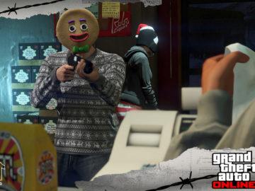 GTA Online Cuenta regresiva para la actualización semanal del 2 de diciembre si