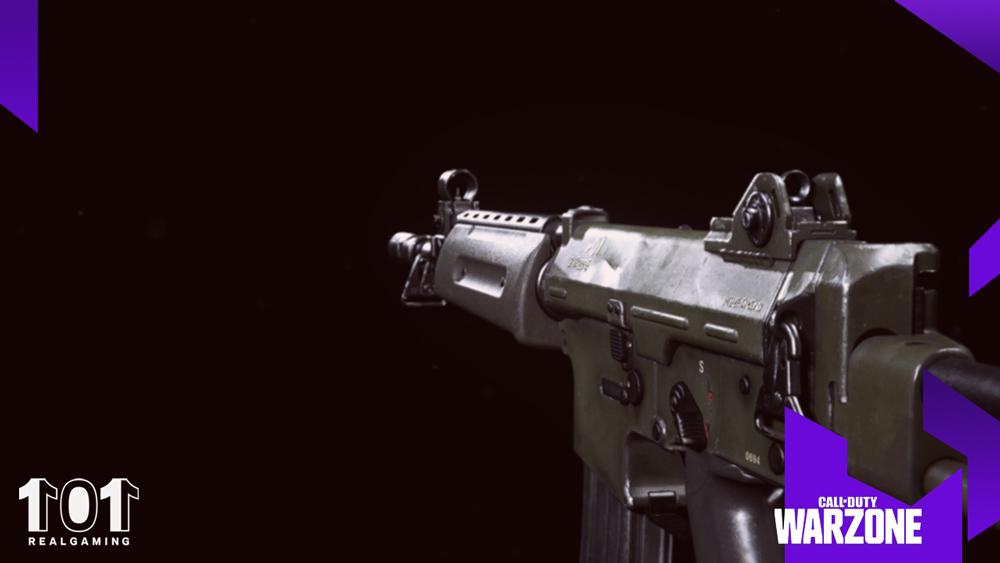 Call of Duty Warzone Esta es la mejor clase para la Krig 6 en la temporada 1