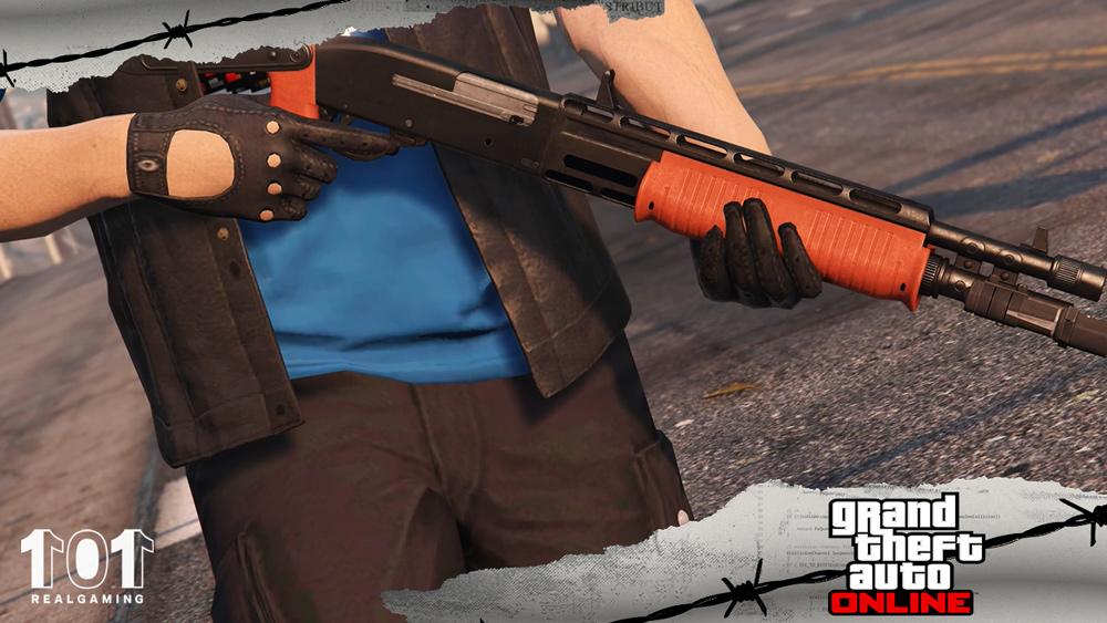 GTA Online Guía para conseguir la escopeta de combate del Golpe a Cayo Perico