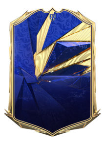 FIFA 21 TOTY Card design