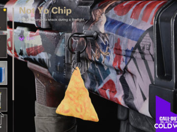 Call of Duty Black Ops Cold War y Warzone Cómo obtener los cosméticos de Doritos y Mtn Dew gratis