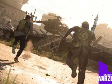 Call of Duty Warzone Fecha de salida tamaño notas del parche y todo lo que sabemos de la actualización 1 32