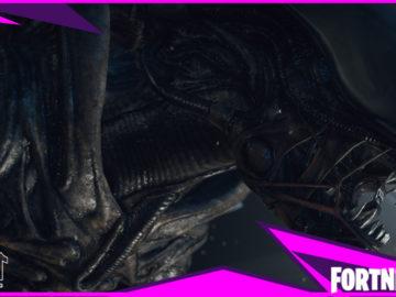 Fortnite El Xenomorfo de Alien será el siguiente skin que llegará al Battle Royale