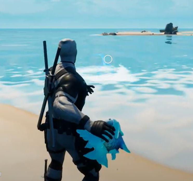 devolver pez agua