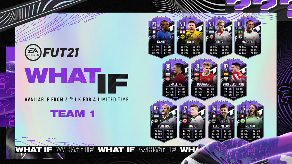 fifa 21 primer equipo what if