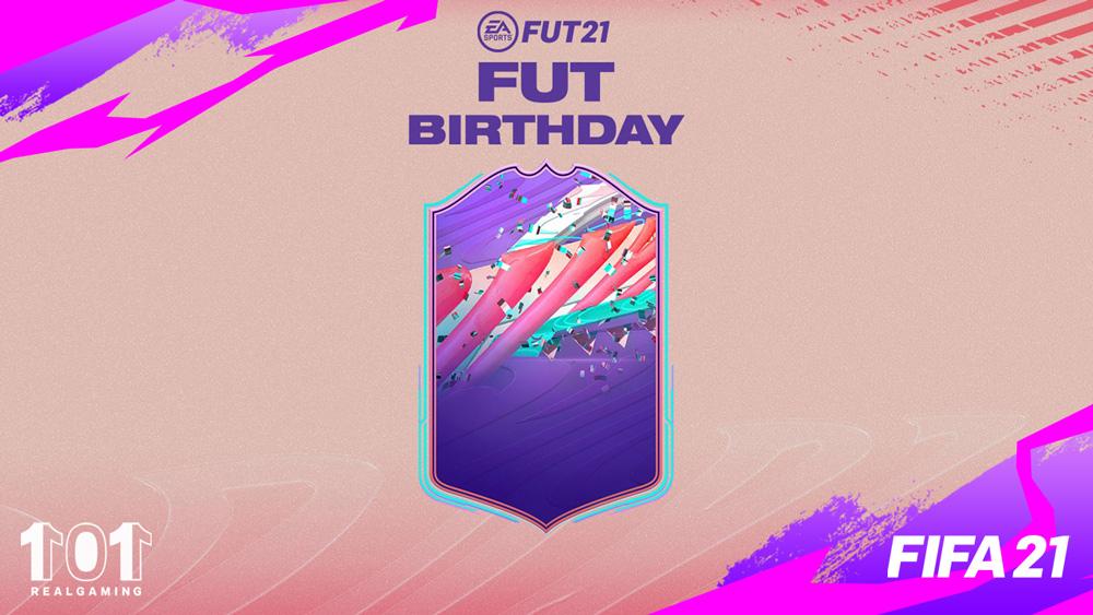 FIFA 21 FUT Birthday Fecha de lanzamiento diseño de las cartas SBC objetivos predicciones y todo lo que sabemos