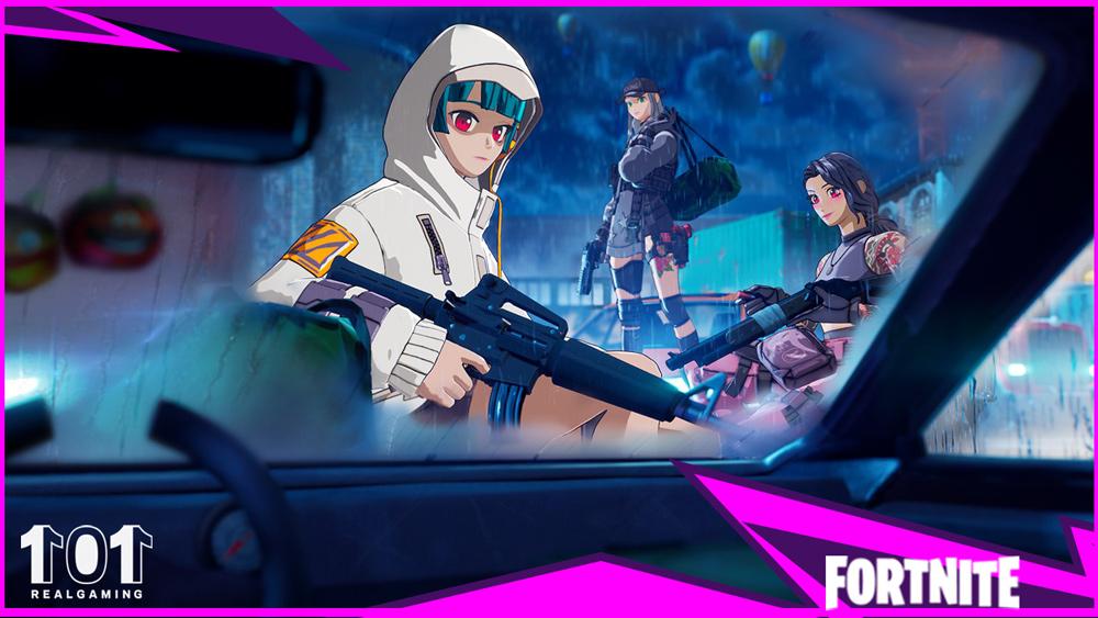 Fortnite Pack Leyendas del Anime Fecha de lanzamiento skins cosméticos precio